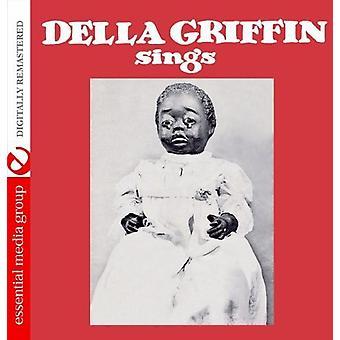 Della Griffin - importação EUA Della Griffin canta [CD]