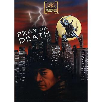 Pray for Death (1985) [DVD] USA import