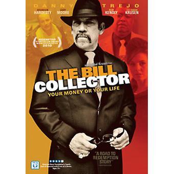 Bill Collector [DVD] USA importerer