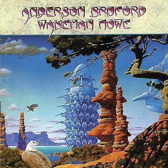 Anderson Bruford Wakeman Howe - Anderson Bruford Wakeman Howe [CD] USA importerer