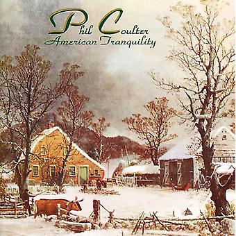 Phil Coulter - American Tranquility [CD] USA import