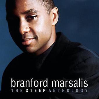Branford Marsalis - importación de Estados Unidos antología pronunciadas [CD]