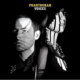 Phantogram - stemmen [CD] USA importeren
