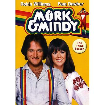 Mork & Mindy: Season 3 [DVD] USA import