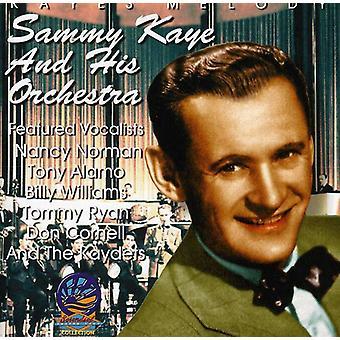 Importación de Sammy Kaye y su orquesta - melodía de Kaye [CD] Estados Unidos