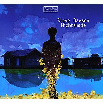 Steve Dawson - natskygge [CD] USA import