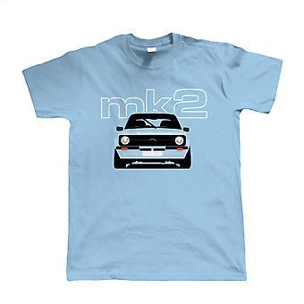 MK2 Escort, Herren T-Shirt