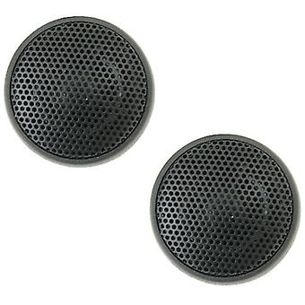 1 par de tweeter de LS 213/216 audio Mac, tweeter de 20 mm, máximo 90 vatios, mercancía de servicio