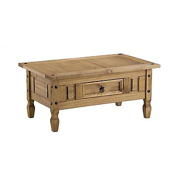 Birlea Corona 1 Drawer Coffee Table