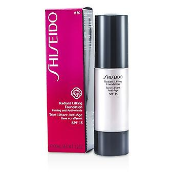 Shiseido Radiant Lifting Foundation SPF 15 - # B60 Natural Deep Beige 30ml/1.2oz