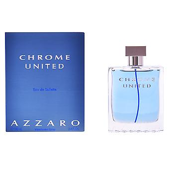 Azzaro CHROME UNITED edt spray