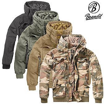 Brandit jacket bronze