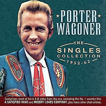 Porter Wagoner - Singles Collection 1952-62 [CD] USA importare