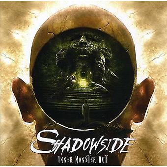 Shadowside - indre Monster ud [CD] USA importerer