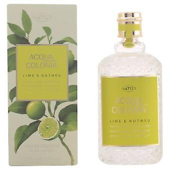 4711 Lima Acqua & Nutmeg 170ml (Parfumerie , Parfums)