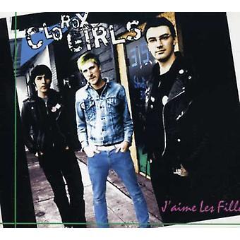 Clorox Girls - J'Aime Les Filles [CD] USA import