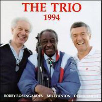 Hinton/Rosengarden/Smit-Trio-1994 [CD] USA import