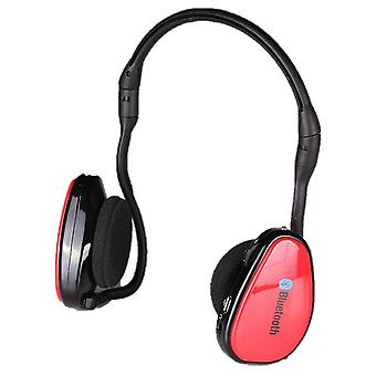 Superstudio Headphones-New Sport Mp3 Player With Bluetooth-Red