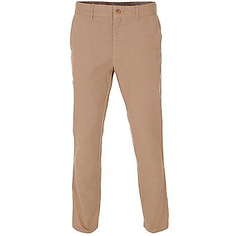 GANT Soho Prep Chino Mens Narrow Fit Low Waist-Hose - Dark Khaki