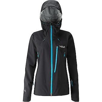 Rab Women's Firewall Jacket - Black