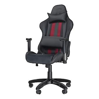 SPEEDLINK Regger Gaming stol med 360 graders drejelig og lændestøtte - sort