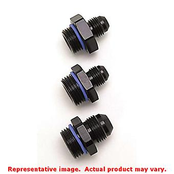 Russell Adapter Fitting - Specialty AN 670660 Black -8AN to -10AN Fits:UNIVERSA
