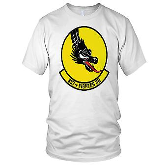 USAF Air Force 357th Fighter Squadron Clean Mens T Shirt