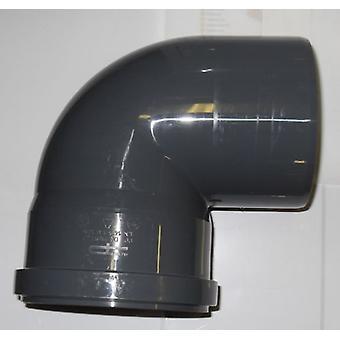 50 mm curva - 90 graus Push fit