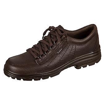 Meindl ミュンヘン ブラウン Vollrindleder Genarbt 217010 普遍的な男性靴