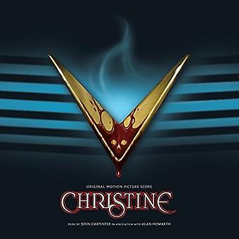 John Carpenter - Christine (Score) / O.S.T. [Vinyl] USA import