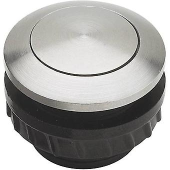 Bell button 1x Grothe 62000 Stainless steel