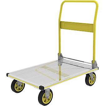 Flatbed trolley foldable Aluminium Load capacity (max.): 250 kg