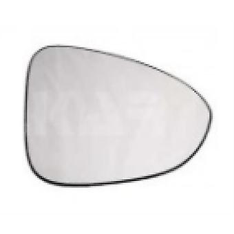 Right Stick-On Mirror Glass for Opel AMPERA 2011-2017