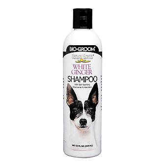 Sposo di bio White Ginger Shampoo 12Oz (354ml)