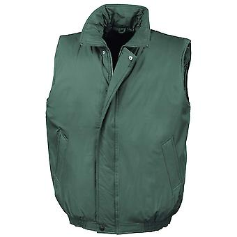 Result Mens Ultra Padded Windproof Showerproof Bodywarmer Gilet Jacket