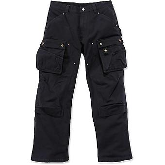 Carhartt Mens Durable Duck Multi Pocket Tech Cargo Pants Trousers