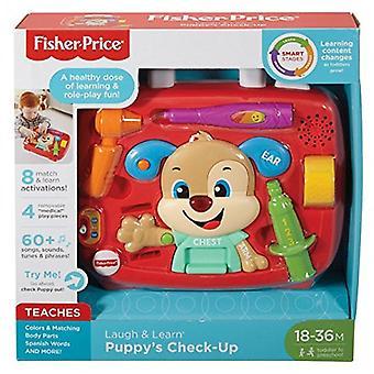 Fisher-Price 900 Fth19 reir y aprender Check-Up Kit del cachorro