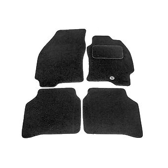 Fully Tailored Car Floor Mats - Ford MONDEO mk3 2000-2007 Black
