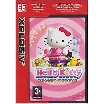 Hallo Kitty Roller Rescue (PC CD)
