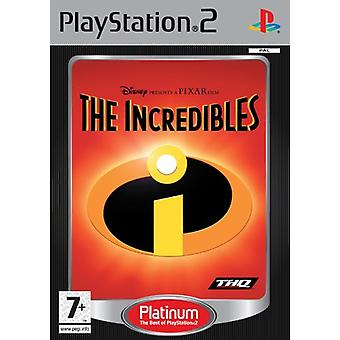 The Incredibles (PS2)