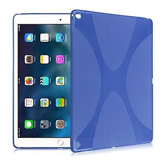 Série X-line de silicone housse de protection bleue pour iPad Pro sac 10,5 2017