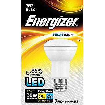 1 X Energizer Hightech LED R63 Reflector Bulb 9.5w = 50W[Energy Class A+]