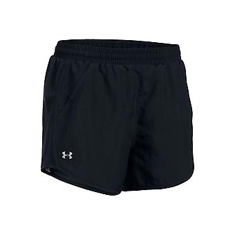 UA Fly By Short 3'' 1297125-002 Womens shorts