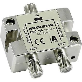SAT Splitter Kathrein EBC 110 2-Wege 5-2400 MHz