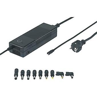 VOLTCRAFT NPS-150 USB Laptop PSU 146 W 12 Vdc, 14 Vdc, 16 Vdc, 18 Vdc, 18.5 Vdc, 19 Vdc, 19.5 Vdc, 20 Vdc, 22 Vdc, 24 Vdc 8.5 A
