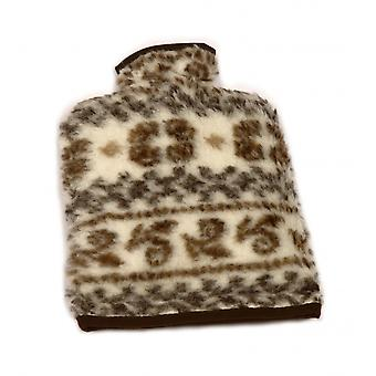 Hot water bottle cover wol Malmö 20/30 cm