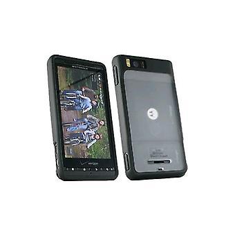 Verizon OEM double Housse Etui pour Motorola Droid X MB810 (noir) (emballage en vrac)