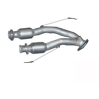 Benchmark BEN20790 Direct Fit Catalytic Converter (Non CARB Compliant)