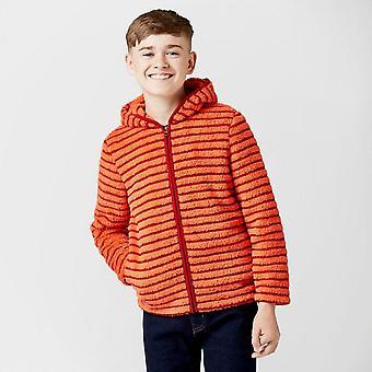 Peter Storm Kids' Teddy Full Zip Hooded Fleece
