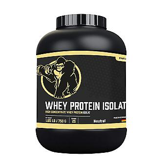 Whey Protein Isolat Neutral 750g